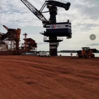 几内亚铝矾土各大铝厂用,含铝45左右,硅3以下,水份干基结算
