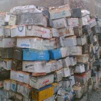河南济源正规厂家回收废电瓶,卸车打款,有需要的联系